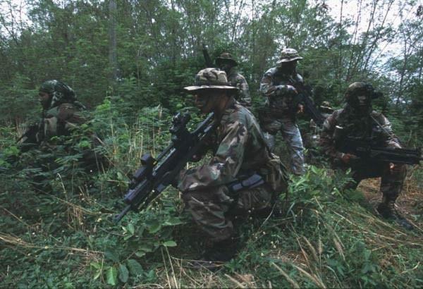 Đặc nhiệm hải quân Thái Lan, sức mạnh đáng gờm ở Đông Nam Á ảnh 1