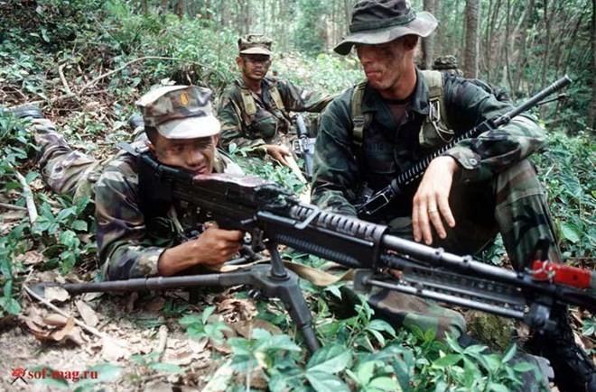Đặc nhiệm hải quân Thái Lan, sức mạnh đáng gờm ở Đông Nam Á ảnh 7