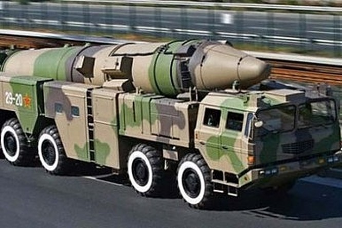 Trung Quốc sẽ cho thế giới thấy sức mạnh tên lửa trong lễ diễu binh ngày 3/9 ảnh 1