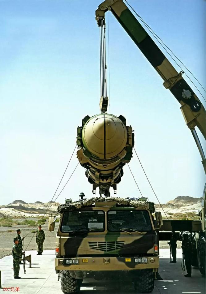 Trung Quốc sẽ cho thế giới thấy sức mạnh tên lửa trong lễ diễu binh ngày 3/9 ảnh 4