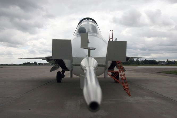 T-50 PAK – FA thử nghiệm thành công với tên lửa ảnh 2