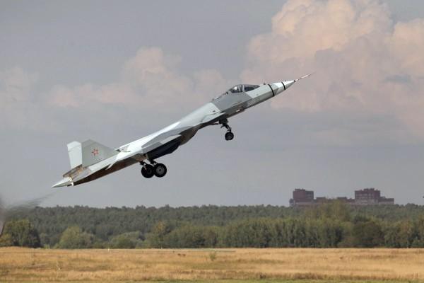 T-50 PAK – FA thử nghiệm thành công với tên lửa ảnh 5