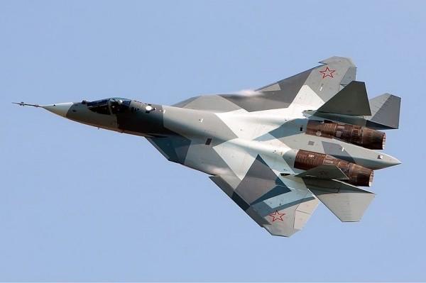 T-50 PAK – FA thử nghiệm thành công với tên lửa ảnh 6