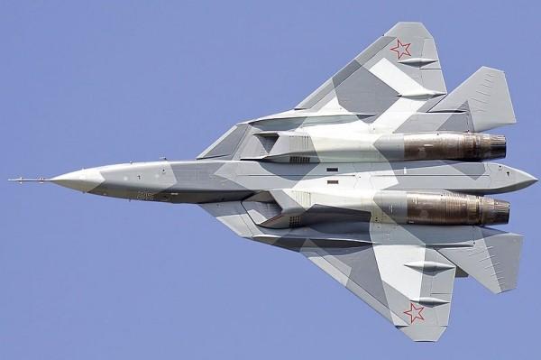 T-50 PAK – FA thử nghiệm thành công với tên lửa ảnh 8