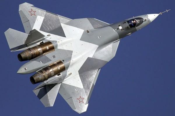 T-50 PAK – FA thử nghiệm thành công với tên lửa ảnh 12