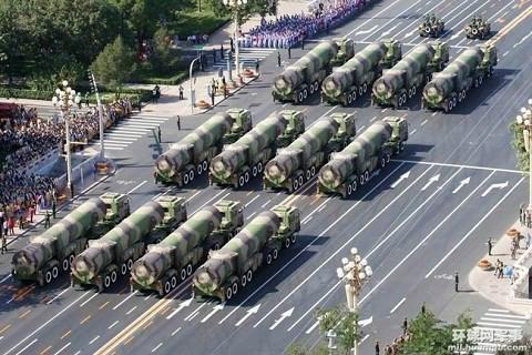 Những bí mật kho vũ khí hạt nhân Trung Quốc ảnh 1