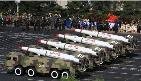Những bí mật kho vũ khí hạt nhân Trung Quốc ảnh 3
