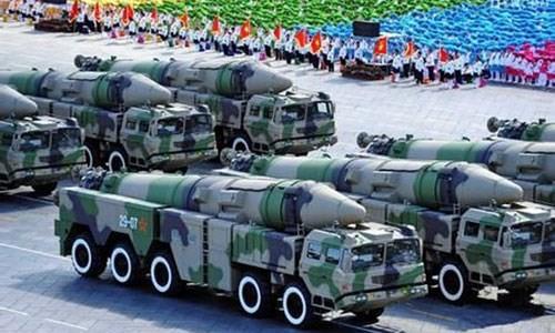 Những bí mật kho vũ khí hạt nhân Trung Quốc ảnh 2