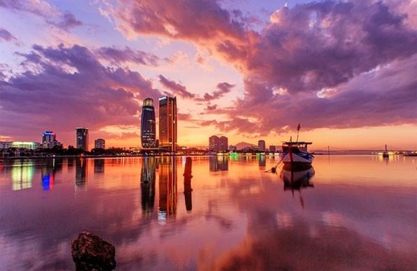 Những khoảnh khắc tuyệt đẹp về Đà Nẵng ảnh 15