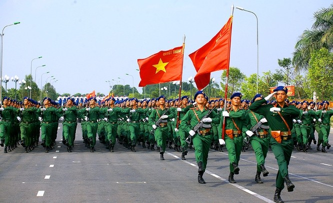 30.000 người tham gia diễu binh, diễu hành kỷ niệm Quốc khánh 2/9 ảnh 8