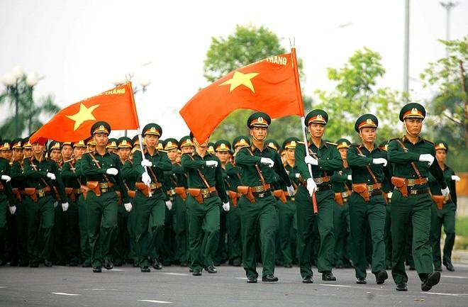 30.000 người tham gia diễu binh, diễu hành kỷ niệm Quốc khánh 2/9 ảnh 9