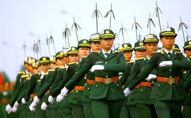 30.000 người tham gia diễu binh, diễu hành kỷ niệm Quốc khánh 2/9 ảnh 5