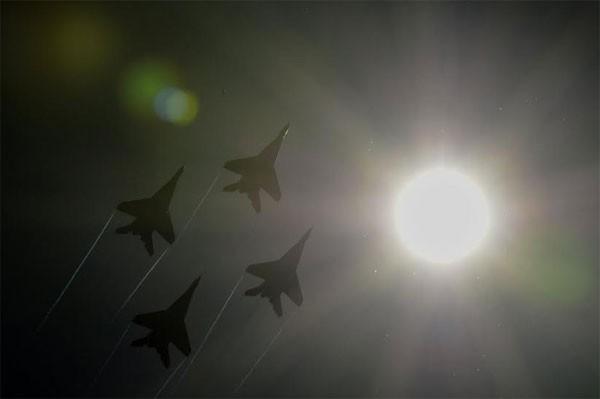 Nga 'trình làng' hàng loạt máy bay mới tại MAKS 2015 ảnh 3