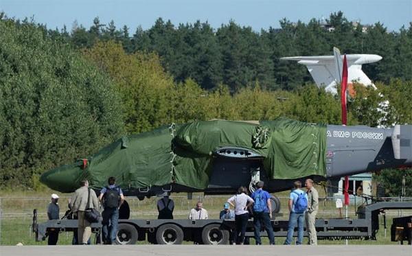 Nga 'trình làng' hàng loạt máy bay mới tại MAKS 2015 ảnh 1