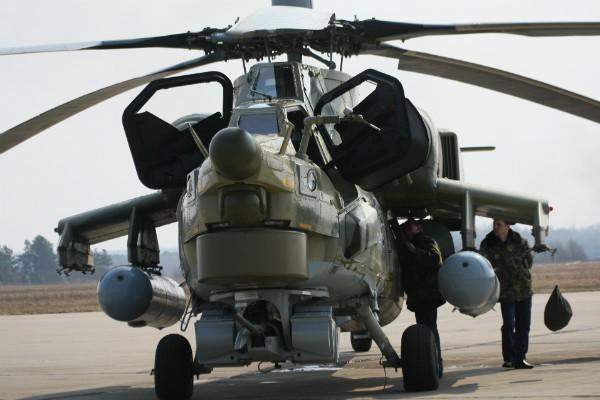 """Chống IS, Iraq tiếp tục nhận được những """"kẻ hủy diệt"""" ảnh 4"""