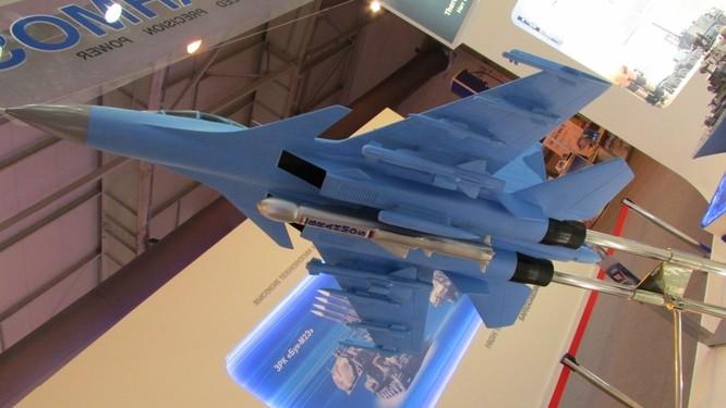 Từ năm 2016, máy bay Su-30MK sẽ được trang bị tên lửa BrahMos ảnh 2