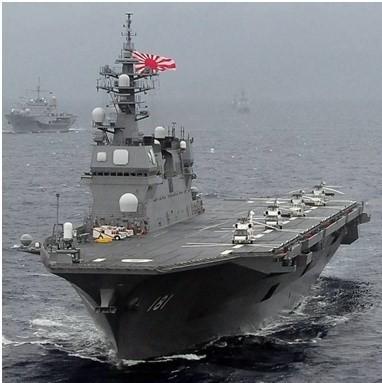 Nếu xảy ra xung đột - Nhật Bản có dành phần thắng lợi trước Trung Quốc? ảnh 2