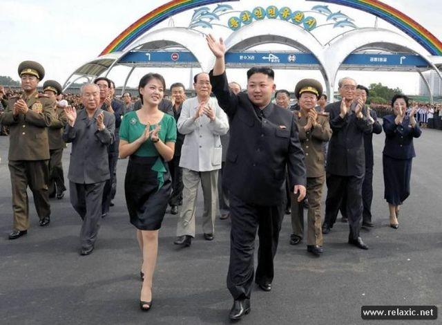 Bí ẩn đệ nhất phu nhân Bắc Triều Tiên ảnh 2