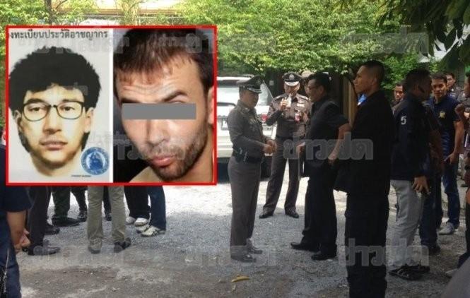 Thái Lan bắt nghi can đánh bom Bangkok ảnh 1