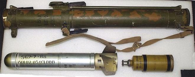 Tìm hiểu súng phóng lựu nhiệt áp quân đội Nga (P1) ảnh 9