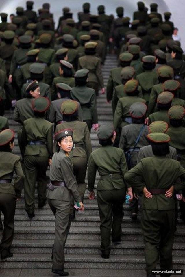 Khám phá đất nước Triều Tiên qua ảnh ảnh 55