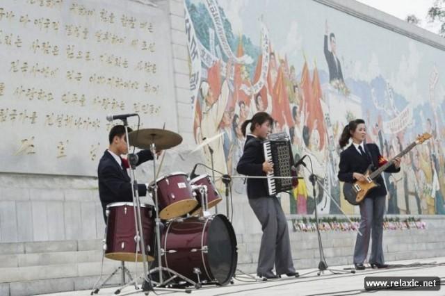 Khám phá đất nước Triều Tiên qua ảnh ảnh 90
