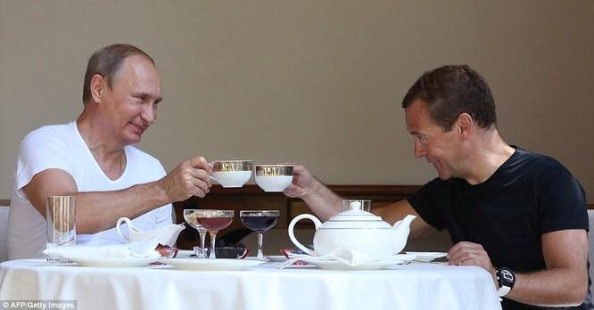 Bí mật giúp ông Putin thành người đàn ông thép ảnh 9