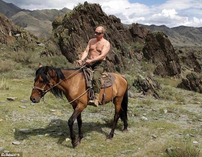 Bí mật giúp ông Putin thành người đàn ông thép ảnh 10