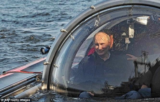 Bí mật giúp ông Putin thành người đàn ông thép ảnh 14