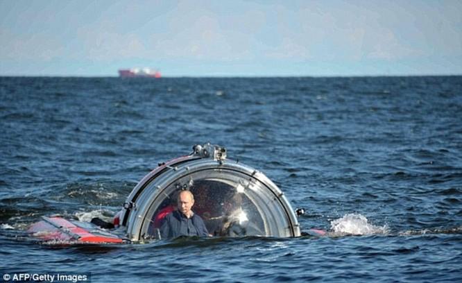 Bí mật giúp ông Putin thành người đàn ông thép ảnh 15