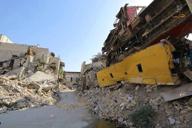 Chùm ảnh thảm họa nhân đạo trẻ em ở địa ngục Syria ảnh 12