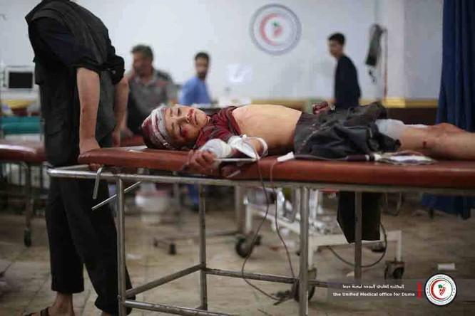 Chùm ảnh thảm họa nhân đạo trẻ em ở địa ngục Syria ảnh 14