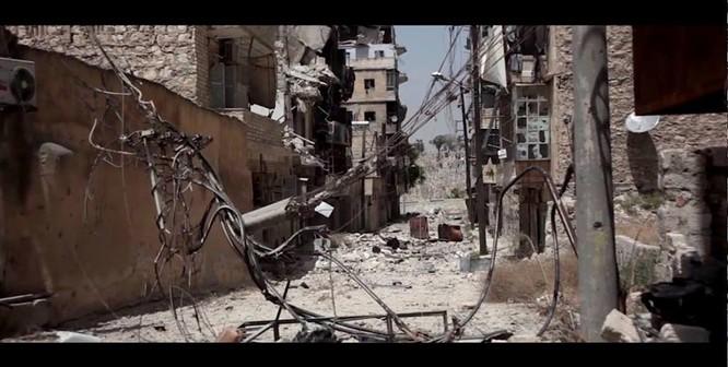 Chùm ảnh thảm họa nhân đạo trẻ em ở địa ngục Syria ảnh 18