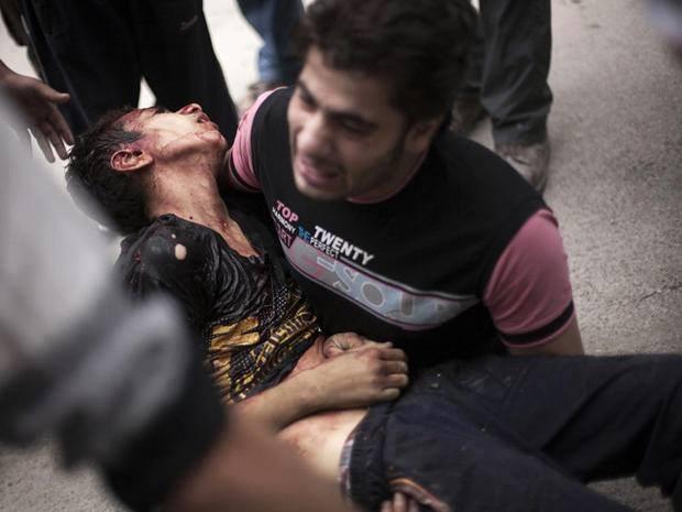 Chùm ảnh thảm họa nhân đạo trẻ em ở địa ngục Syria ảnh 22