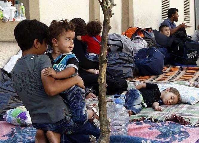 Chùm ảnh thảm họa nhân đạo trẻ em ở địa ngục Syria ảnh 36