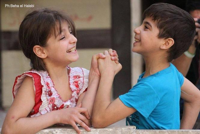 Chùm ảnh thảm họa nhân đạo trẻ em ở địa ngục Syria ảnh 39