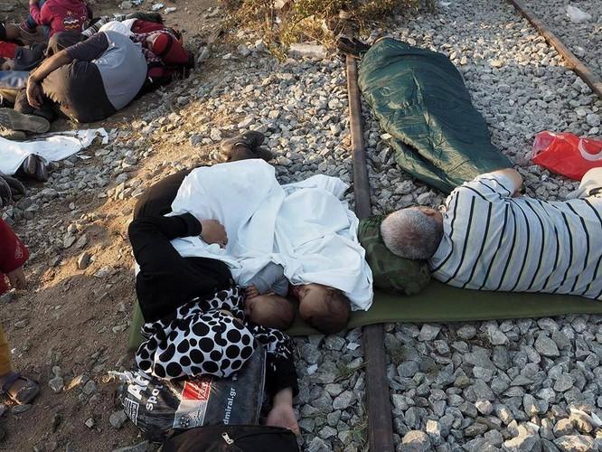 Chùm ảnh thảm họa nhân đạo trẻ em ở địa ngục Syria ảnh 42