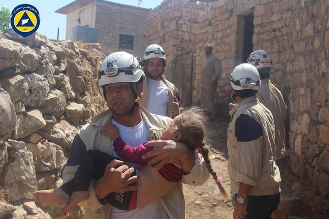 Chùm ảnh thảm họa nhân đạo trẻ em ở địa ngục Syria ảnh 48
