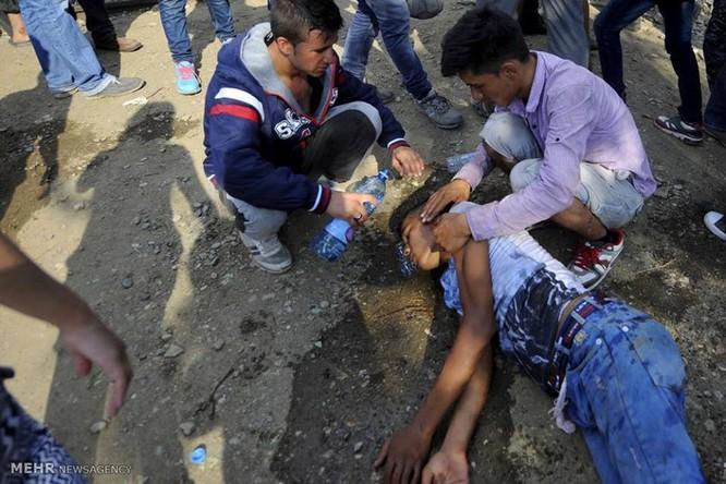 Chùm ảnh thảm họa nhân đạo trẻ em ở địa ngục Syria ảnh 49