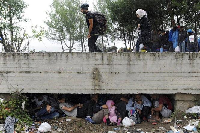Chùm ảnh thảm họa nhân đạo trẻ em ở địa ngục Syria ảnh 52