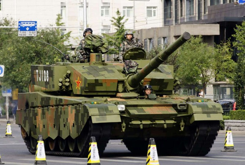 Trung Quốc muốn phát đi thông điệp gì từ cuộc duyệt binh ảnh 2