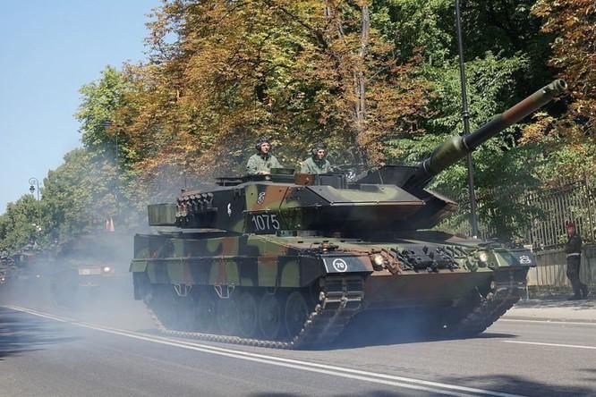 Cuộc diễu hành quân đội Ba Lan ở Warsaw ảnh 1