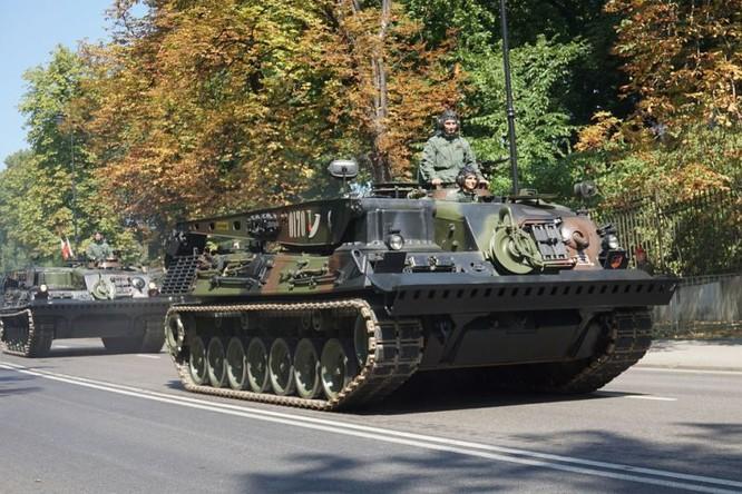 Cuộc diễu hành quân đội Ba Lan ở Warsaw ảnh 3