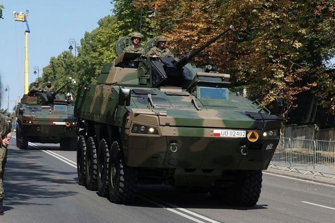 Cuộc diễu hành quân đội Ba Lan ở Warsaw ảnh 6