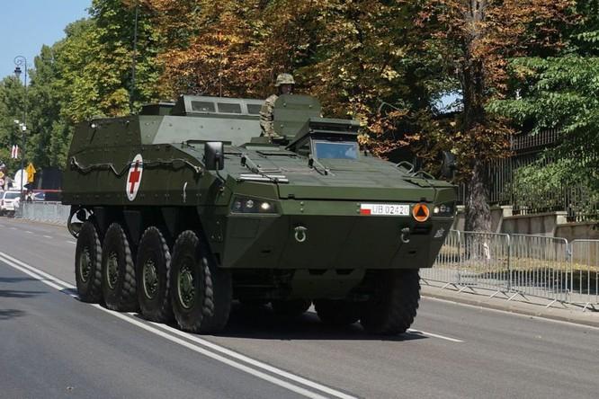 Cuộc diễu hành quân đội Ba Lan ở Warsaw ảnh 7