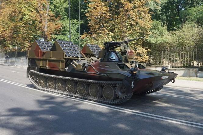 Cuộc diễu hành quân đội Ba Lan ở Warsaw ảnh 12