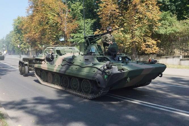 Cuộc diễu hành quân đội Ba Lan ở Warsaw ảnh 13