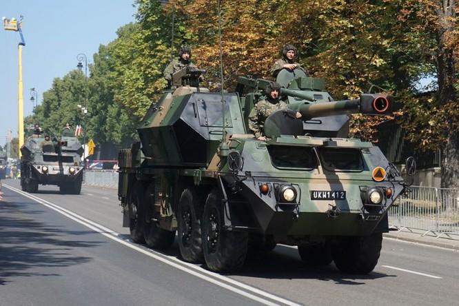 Cuộc diễu hành quân đội Ba Lan ở Warsaw ảnh 16