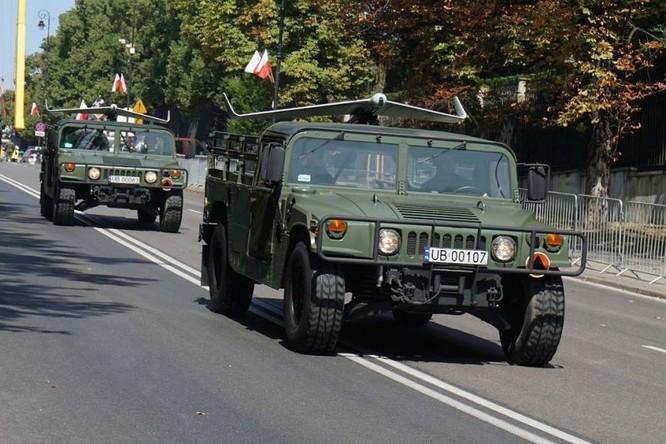 Cuộc diễu hành quân đội Ba Lan ở Warsaw ảnh 19