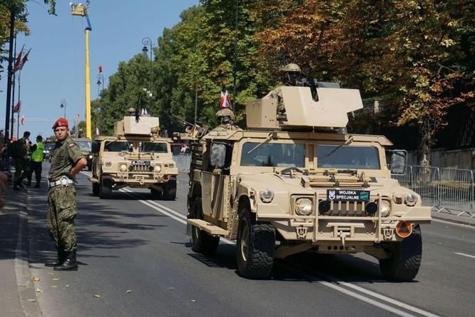 Cuộc diễu hành quân đội Ba Lan ở Warsaw ảnh 21